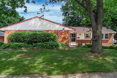 Westerville Single Family Home For Sale: 3608 Panama Drive