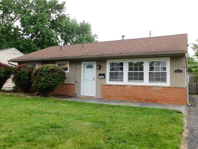 Grove City OH Single Family Home For Sale: $139,900