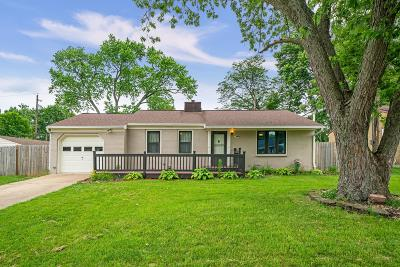Westerville Single Family Home For Sale: 240 Mohawk Avenue