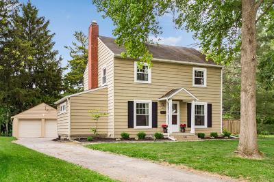Clintonville Single Family Home For Sale: 647 E Beaumont Road
