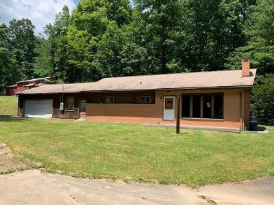 Saint Louisville Single Family Home For Sale: 9081 Loches Road