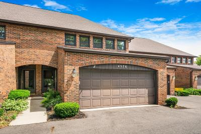 Columbus Condo For Sale: 4576 Carriage Hill Lane