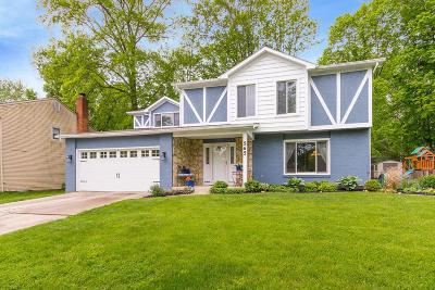 Westerville Single Family Home For Sale: 565 S Spring Road