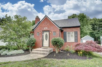 Clintonville Single Family Home For Sale: 48 E Beaumont Road