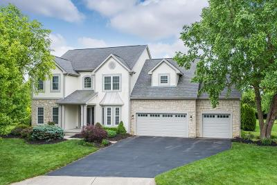 Lewis Center Single Family Home For Sale: 2686 Bryn Mawr Drive