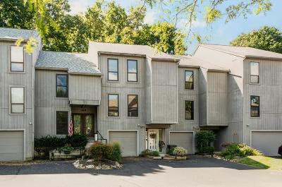 Columbus Condo For Sale: 371 Olentangy Forest Drive