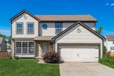 Reynoldsburg Single Family Home For Sale: 8596 Firstgate Drive