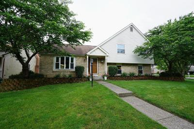 Single Family Home For Sale: 7863 Maplecreek Court