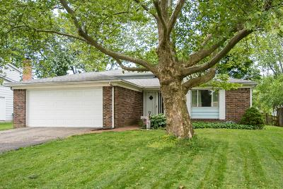 Grove City OH Single Family Home For Sale: $190,000