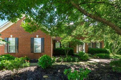 Westerville Single Family Home For Sale: 8192 Chateau Lane