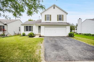 Single Family Home For Sale: 5740 Westbank Drive