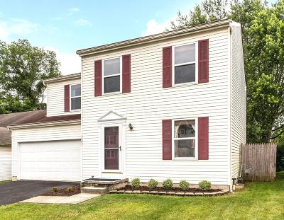 Grove City Single Family Home For Sale: 1557 Anderley Road