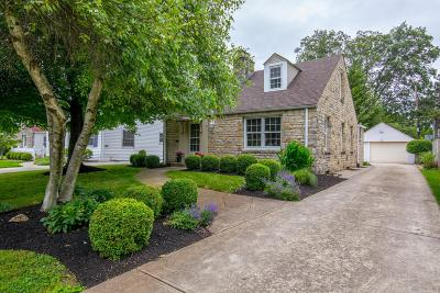 Columbus Single Family Home For Sale: 74 W Weisheimer Road