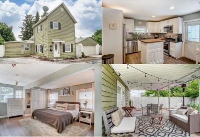 Columbus Single Family Home For Sale: 513 E Frankfort Street
