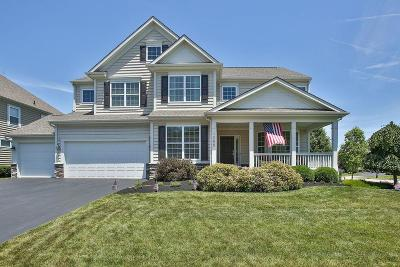 Grove City Single Family Home For Sale: 1288 Fairway Drive
