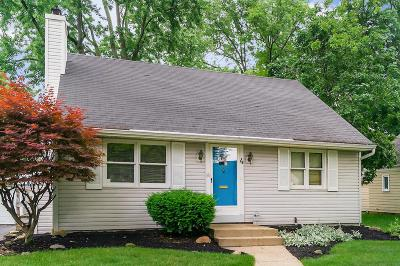 Worthington Single Family Home For Sale: 4 Hartford Court