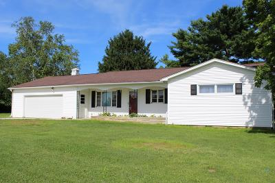 Stoutsville OH Single Family Home For Sale: $214,900