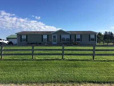 Thornville Single Family Home For Sale: 8308 Township Road 94