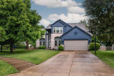 Westerville Single Family Home For Sale: 410 Canterbury Court
