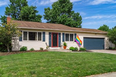 Westerville Single Family Home For Sale: 163 Ormsbee Avenue
