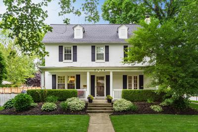 Columbus Single Family Home For Sale: 2534 Brentwood Road