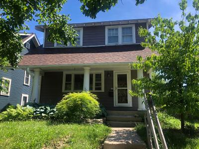 Columbus Single Family Home For Sale: 369 E Kelso Road