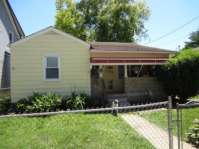 Newark Single Family Home For Sale: 131 E Channel Street