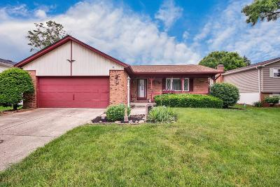 Galloway Single Family Home For Sale: 1291 Saffron Place