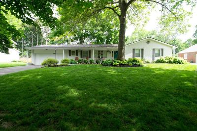 Columbus Single Family Home For Sale: 2724 Folkstone Road
