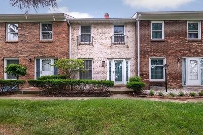 Columbus Condo For Sale: 534 Clairbrook Avenue #JD-7