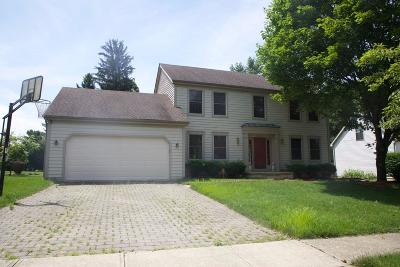 Reynoldsburg Single Family Home For Sale: 7671 Godfrey Circle