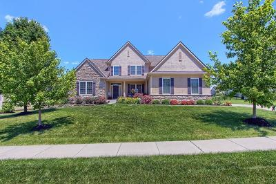Pickerington Single Family Home For Sale: 8756 Birch Brook Loop NW