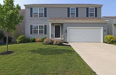 Blacklick Single Family Home For Sale: 8526 Old Field Birch Drive