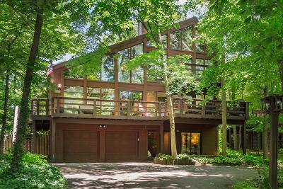Westerville Single Family Home For Sale: 388 Hickory Lane