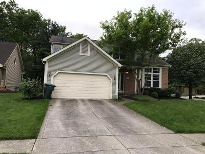 Powell OH Single Family Home For Sale: $269,900