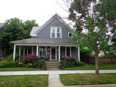 Bremen OH Single Family Home For Sale: $124,900
