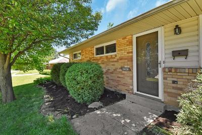 Reynoldsburg OH Single Family Home For Sale: $129,900