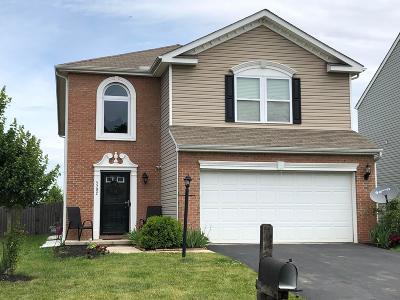Columbus Single Family Home For Sale: 5782 Mouzon Drive