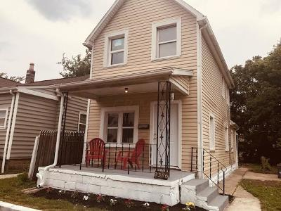 Columbus Single Family Home For Sale: 2396 Ray Street
