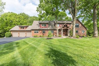 Upper Arlington Single Family Home For Sale: 4500 Summit Ridge Road