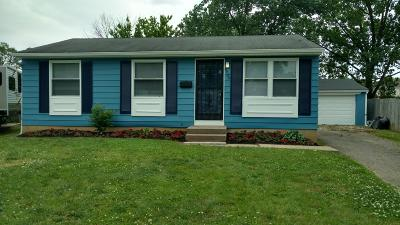 Columbus Single Family Home For Sale: 4936 Old Tree Avenue