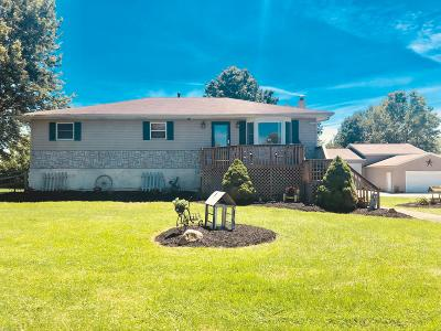 Millersport Single Family Home For Sale: 4325 Geiger Road NE