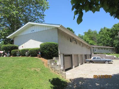 Lancaster Multi Family Home For Sale: 2190 Lancaster Newark Road NE
