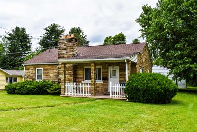 Newark Single Family Home For Sale: 116 Deo Drive