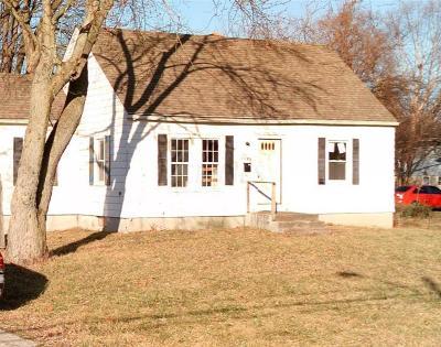 Columbus Single Family Home For Sale: 1721 Fairwood Avenue