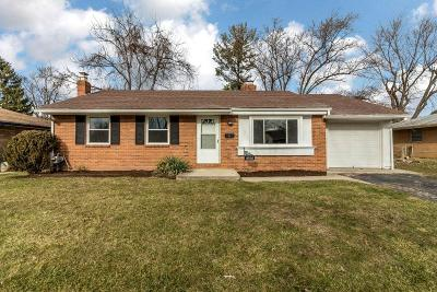 Columbus Single Family Home For Sale: 4106 Colby Avenue