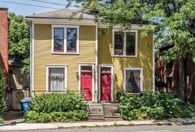Columbus Multi Family Home For Sale: 769-771 Summit Street