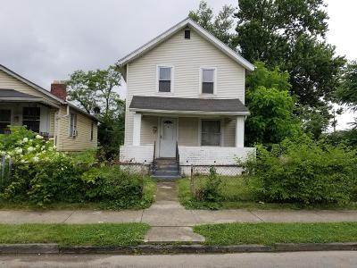 Columbus Single Family Home For Sale: 1149 Peters Avenue