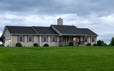 Rushville Single Family Home For Sale: 6297 Stagecoach Rd. Road NW