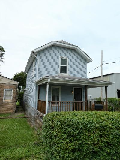 Columbus Single Family Home For Sale: 266 Benfield Avenue